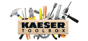 Kaeser toolbox compressed air calculators