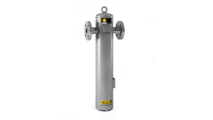 High-pressure filters up to 45 bar