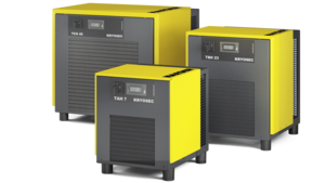 KRYOSEC compact refrigeration dryers: TAH, TBH and TCH series from Kaeser Compressors