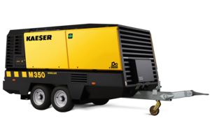 M350 – Portable large-scale compressor