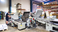 Kaeser Compressors at Bright Print Group